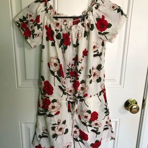 Other - Floral Play suit